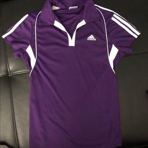 Adidas - Purple shirt
